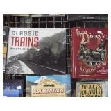 RAILROAD BOOKS