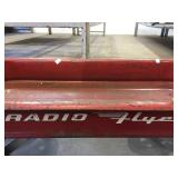 MARKING ON SIDE OF WAGON
