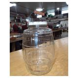 RETRO LARGE COUNTRY STORE JAR
