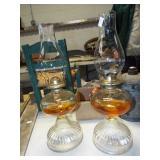 RETRO OIL LAMPS