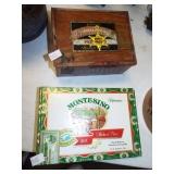 RETRO CIGAR BOXES