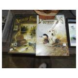 FISHING AND HUNTING BOOKS