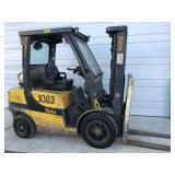 #9 Yale GLP060 6000 lb Forklift