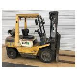 #11 TCM FG30N8T 6000 lb Forklift