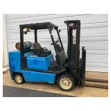 #13 Yale GLC100 10,000 lb Forklift