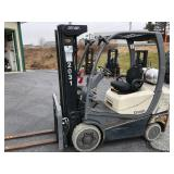 Crown C51000-50 5000 lb Forklift