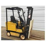 Yale ERC040 4000 lb Battery Powered forklift