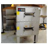 additional photos of the Middleby Marshall double conveyer pizza oven (model PS840GYE2)