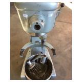 Hobart D-300 Dough Mixer with air motor