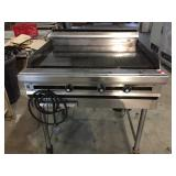 Propane Flat Griddle/Grill on wheels