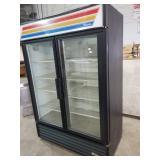 True 2-Door Refrigerator
