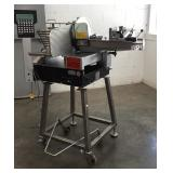 Bizerba Electric Slicer on Stand