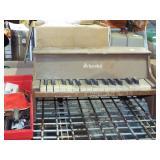 DOLL SIZE SCHOENHUT PIANO