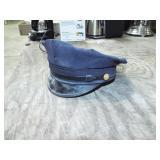 RETRO POLICE HAT