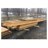 lumber section
