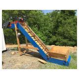 Wooden Conveyor