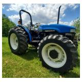 NH TN65 4WD Tractor