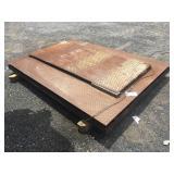 Elec. Dock Plate