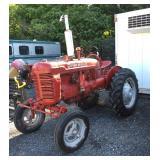 1940 Farmall A Tractor