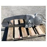 Cleaver with Hydraulic Motor