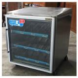 "Silver King Under Counter Freezer 27"" X 29"" X 32"" high."