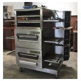 "Lincoln Impinger Toaster Oven 42"" X 60"" X 62"" high."