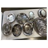 Sterling & Silver Plated items