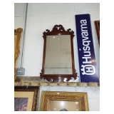 CHIPENDALE SYTLE MIRROR