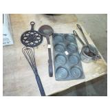 EARLY KITCHEN ITEMS