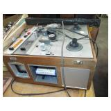 RETRO REEL TO REEL AND 8 TRACK PLAYER