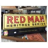 RED MAN SIGN