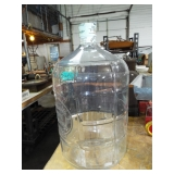 LARGE GLASS CARBOY WATER JUG