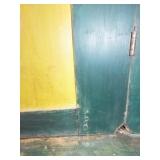 PINNED DOOR