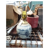 CANTON GINGER JAR LAMP