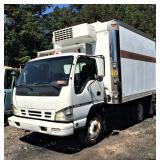 2006 NPR HD Isuzu Truck w/ 12
