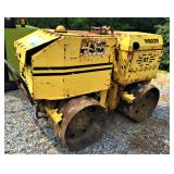 Wacker RT trench compactor