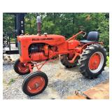 1948 Allis Chalmers Model B tractor
