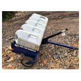 Bluebird 36inch TA10 Towable Aerator