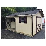 12ft X 16ft Used Shed