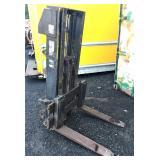 Yale 2 Stage Forklift Mast