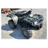 Arctic Cat 400 4X4 Four Wheeler
