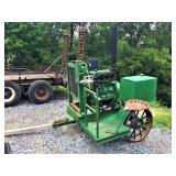 John Deere Power Cart