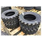 New 12-15.5 Skidloader Tires