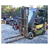 Clark 6000lb LP Forklift