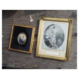 RETRO FRAMED PICTURES