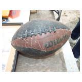 EARLY WILSON FOOTBALL