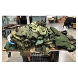 Large Quantity of Military Apparel