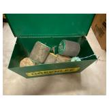 Greenlee conduit piston set