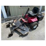 Spirit 1850H zero turn mower