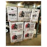 Approx. 25 EH2200 Quiet running Honda generators